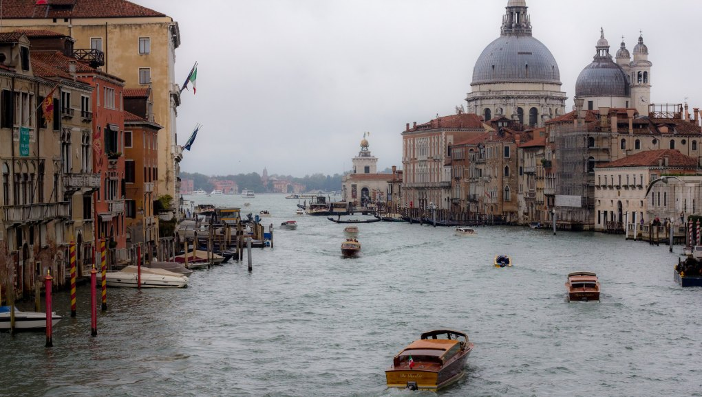 Grand Canal in Venice Italy Spider-Man: Far From Home Location