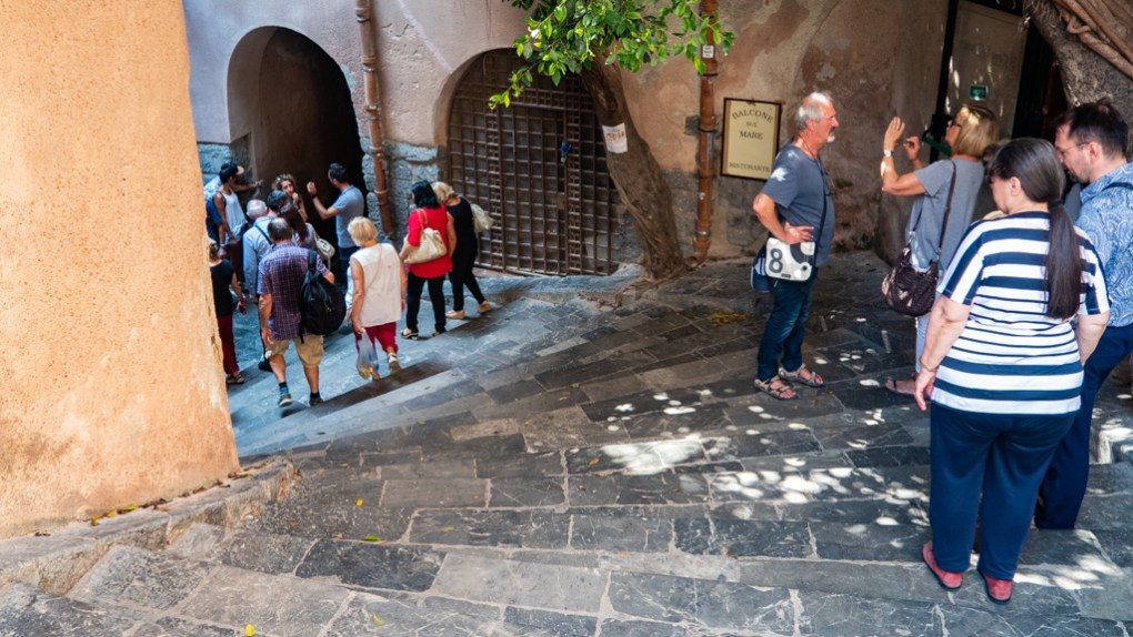 Lavatoio Medievale Fiume Cefalino in Cefalù, Sicily