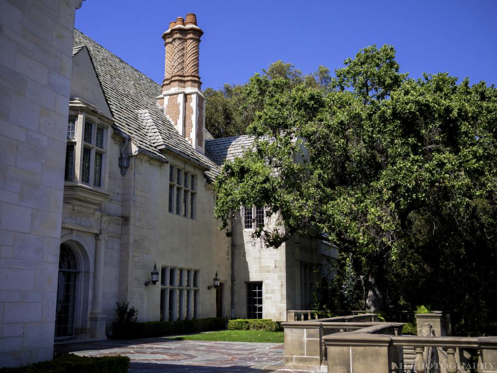 Greystone Mansion in Los Angeles The Holiday Filming Location in California, USA