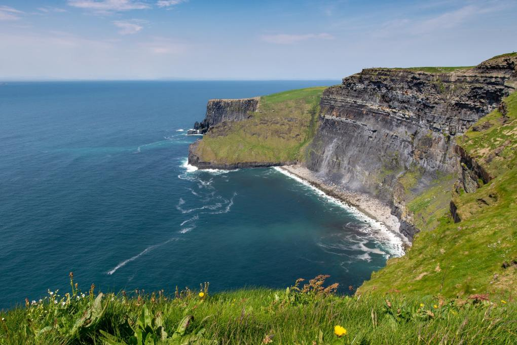 Famous Movie Location Cliffs of Moher in Ireland
