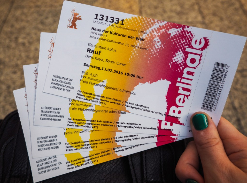 One of the Best Film Festivals in the World Berlinale Film Festival 2016 Tickets