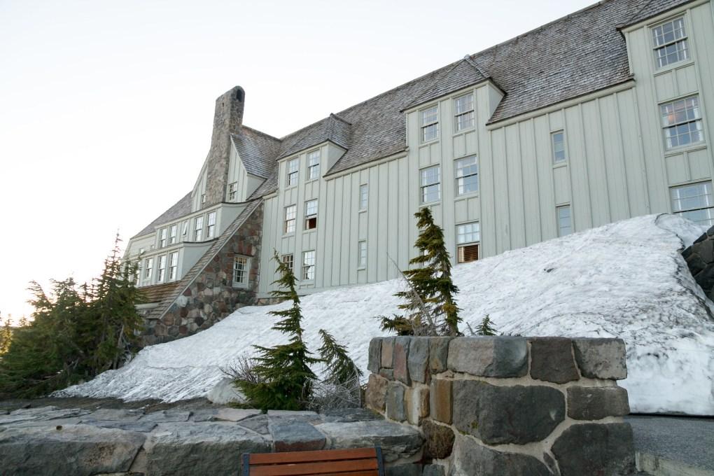 Timberline Lodge in Oregon, USA