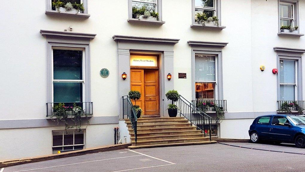 Abbey Road Studios in London, England
