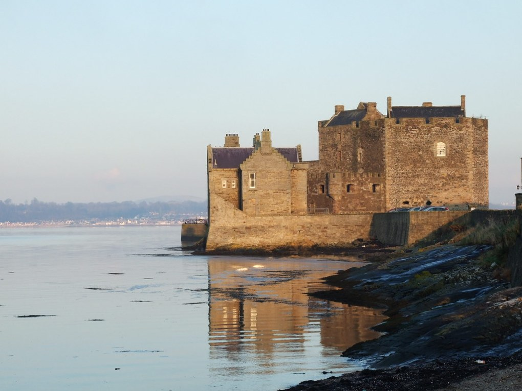 Blackness Castle in Linlithgow, Scotland Mary Queen of Scots Filming Location