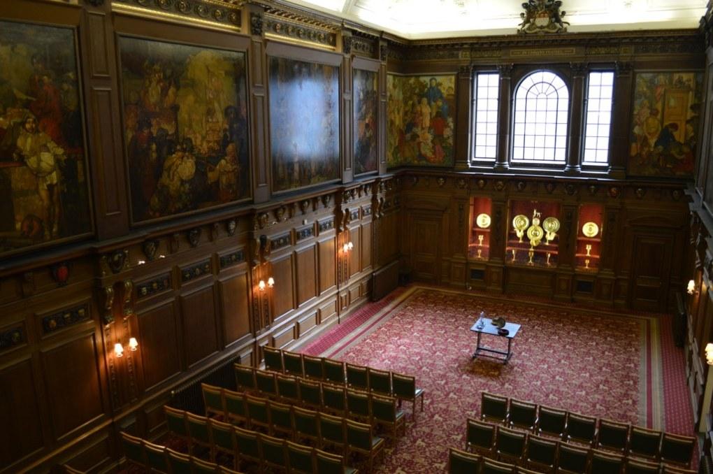 Skinners Hall in London, England Paddington Filming Location