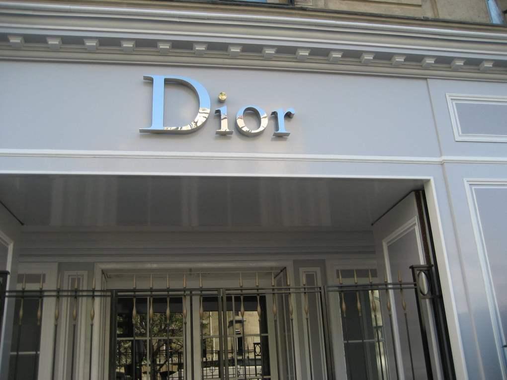 DIOR, 30 Avenue Montaigne in Paris, France