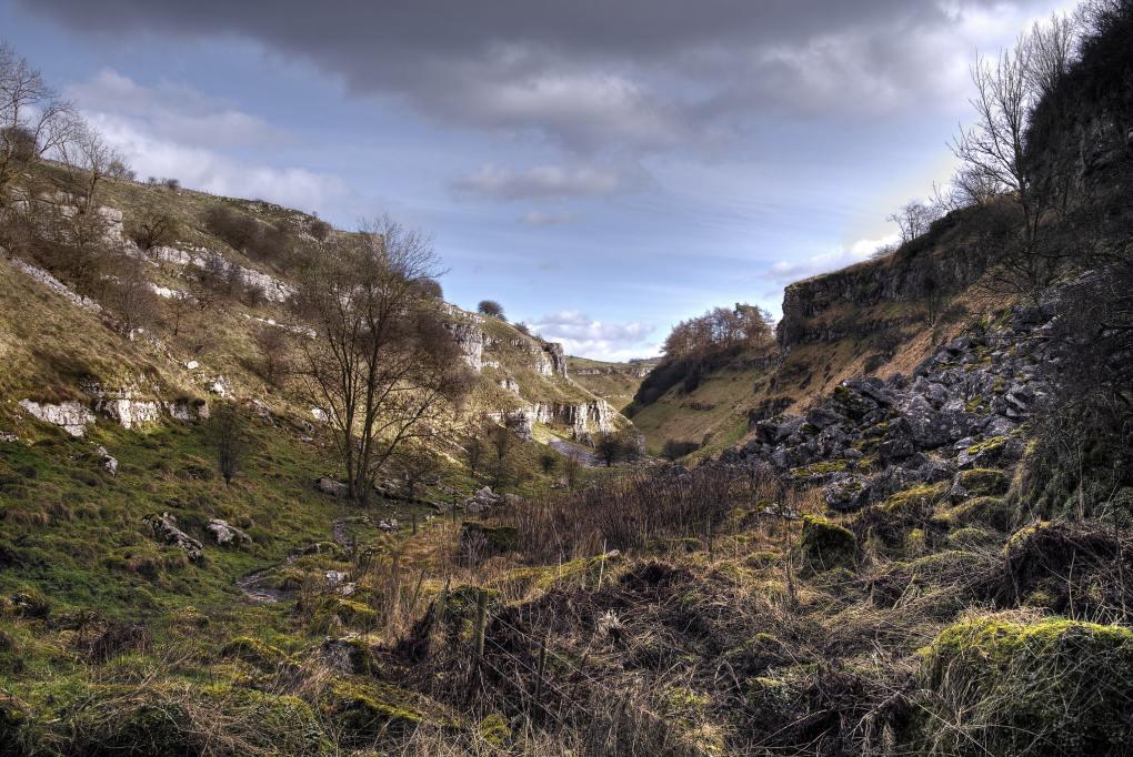 Lathkill Dale in Derbyshire, England The Princess Bride Filming Location