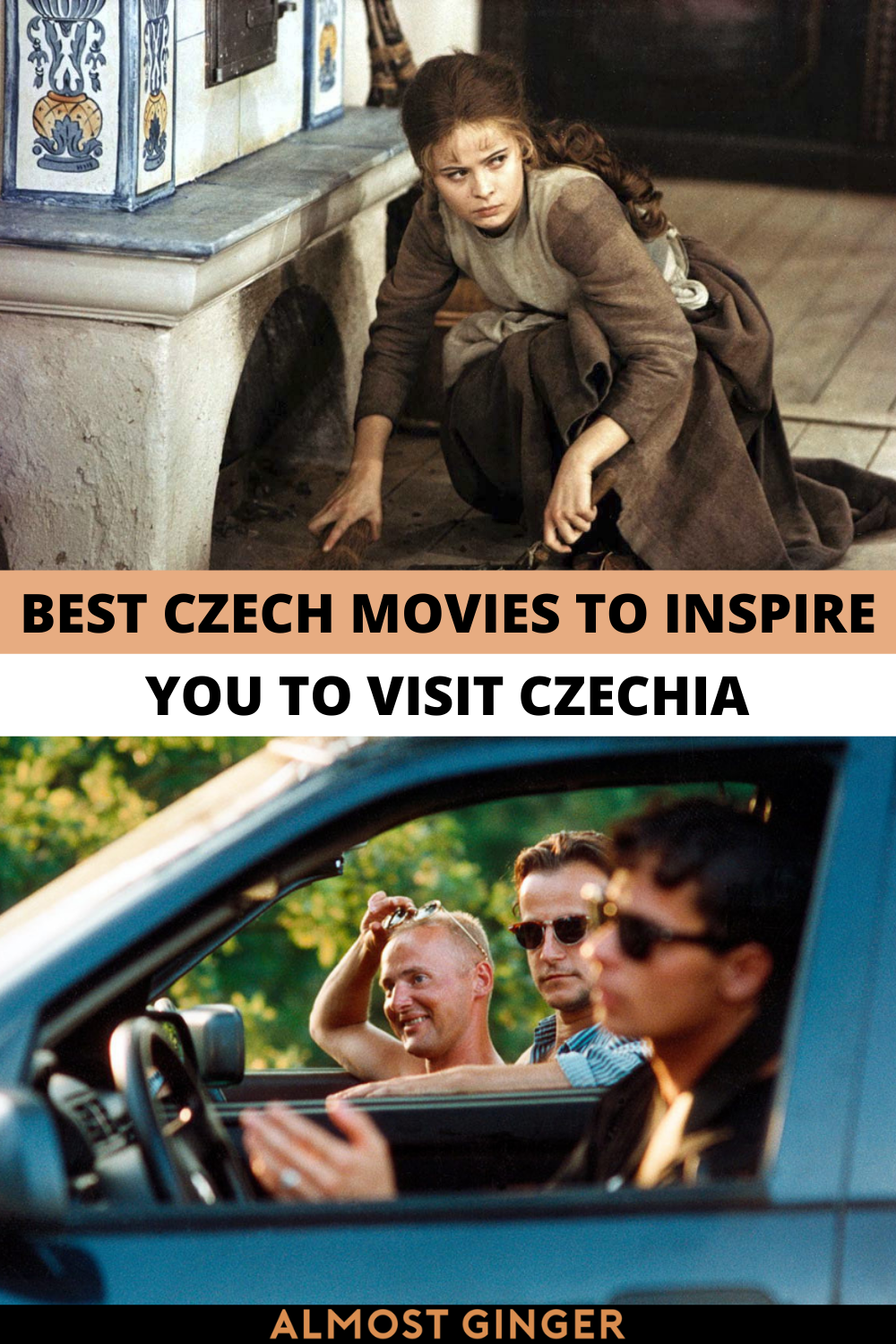 17 Best Czech Movies to Inspire You to Visit Czechia | almostginger.com