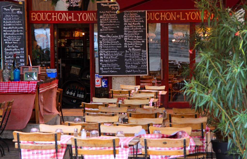 Bouchon Lyonnais in Lyon, France