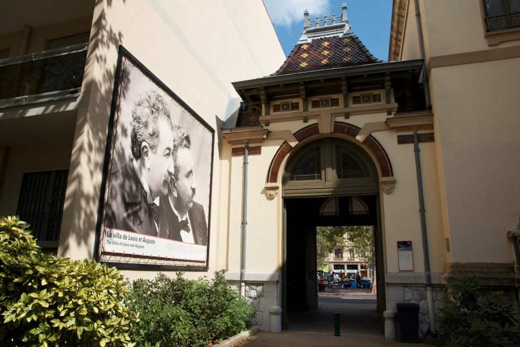 Musée Lumière in Lyon, France Paris Can Wait Filming Location