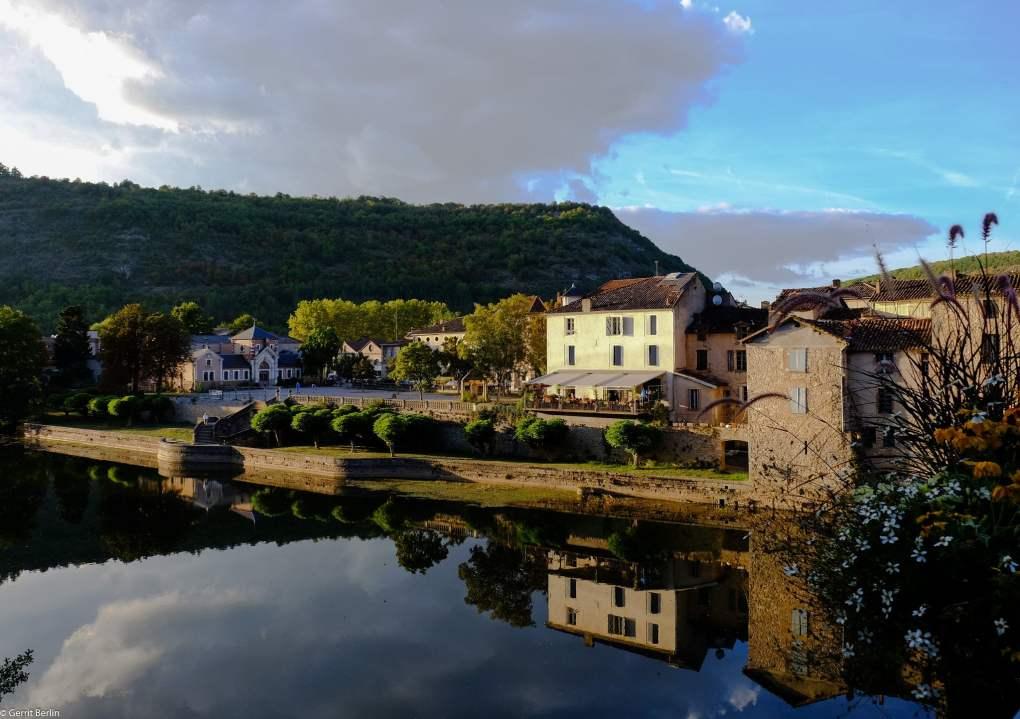 Saint-Antonin-Noble-Val in Tarn-et-Garonne, France The Hundred-Foot Journey Filming Locations