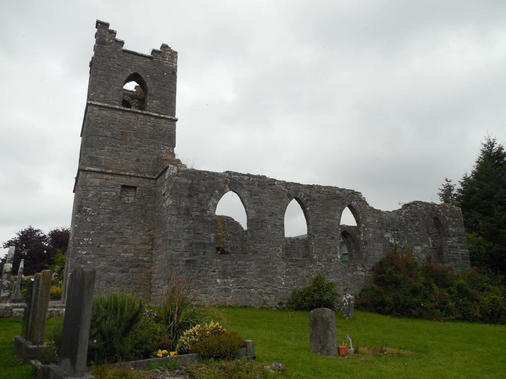St Mary of the Rosary Catholic Church in Cong, County Mayo in Ireland