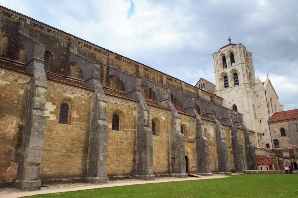 Vézelay Abbey in Vézelay, France Paris Can Wait Filming Location