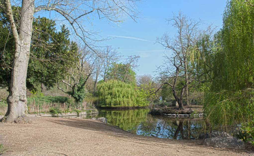 Crystal Palace Park in London, England