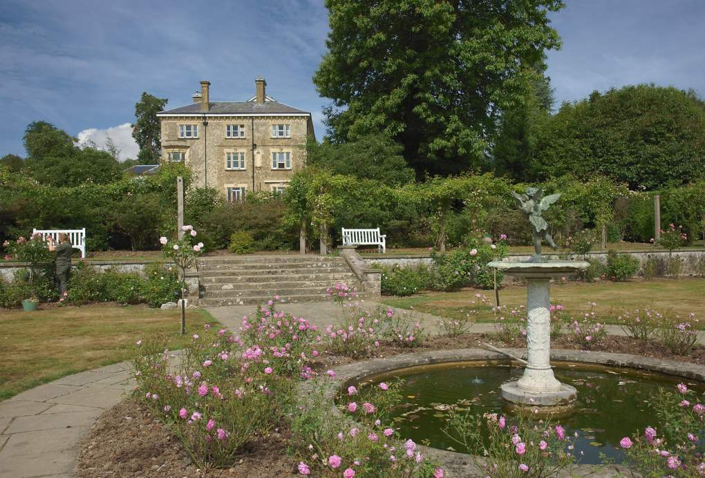 Emmetts Garden in Kent, England