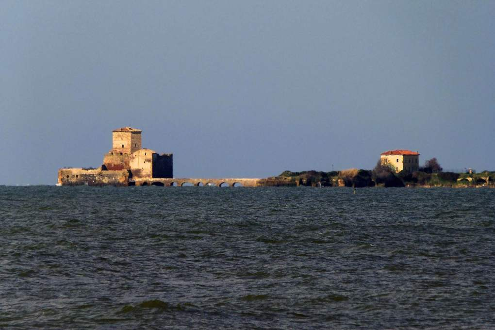 Torre Astura in Italy The Life Aquatic with Steve Zissou Filming Location