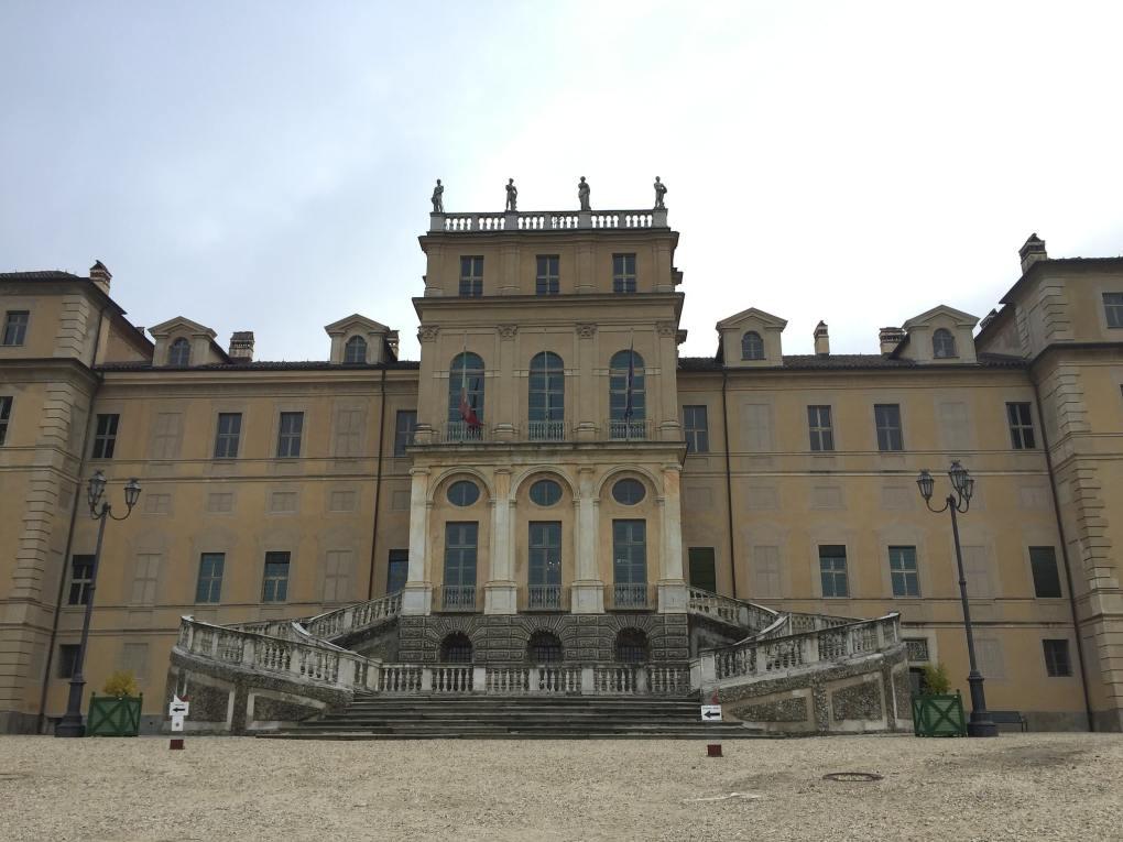 Villa Della Regina in Turin, Italy