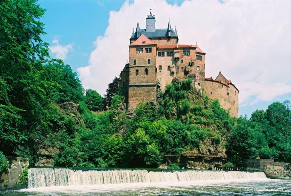 Burg Kriebstein in Kriebstein, Germany The Grand Budapest Hotel Filming Location