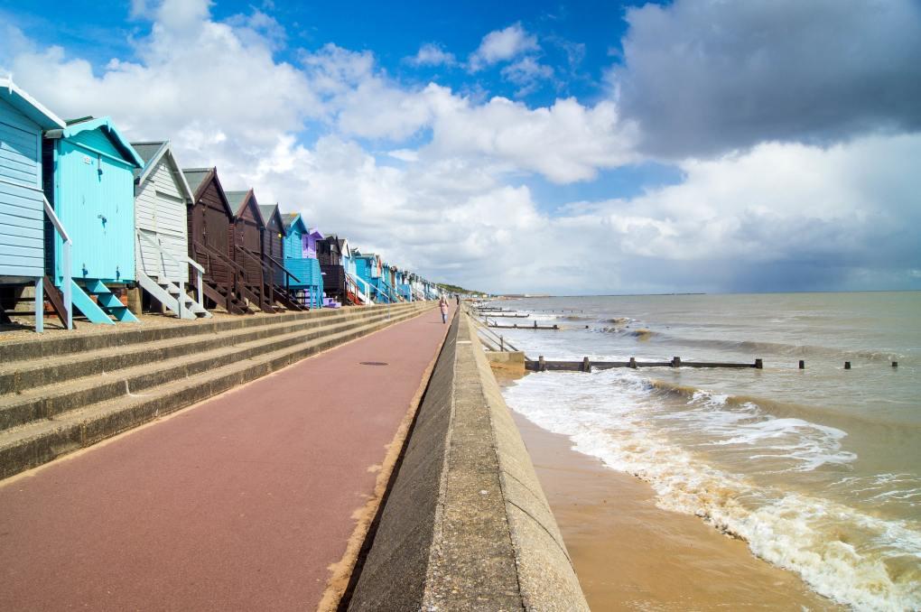 Frinton-on-Sea in Essex, England Yesterday Film Location