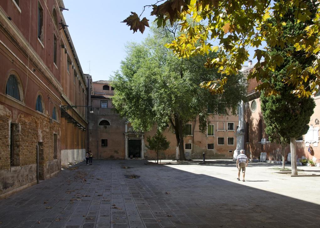 San Francesco della Vigna in Venice, Italy