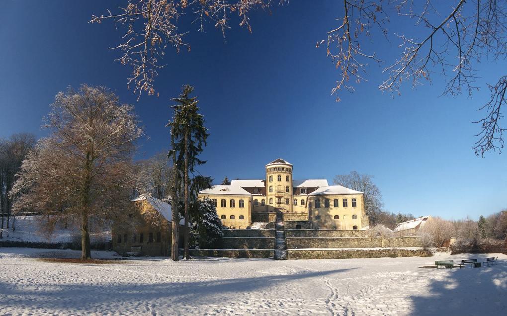 Schloss Hainewalde in Hainewalde, Germany