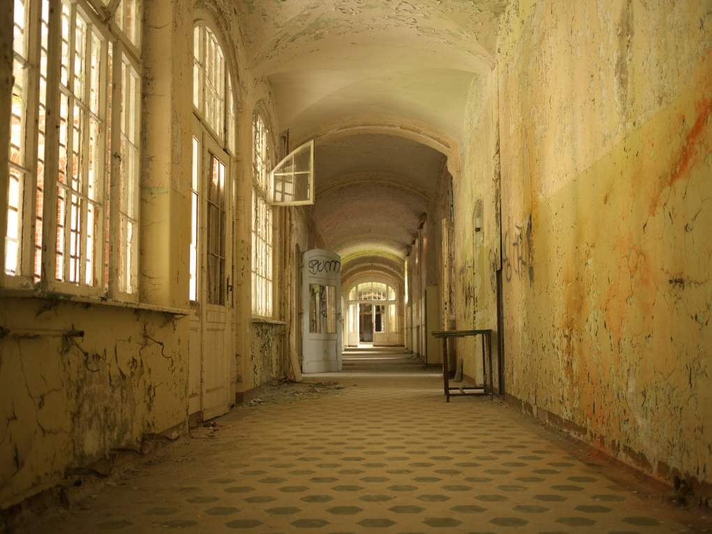 Beelitz-Heilstätten in Brandenburg Where Was The Pianist Filmed in Germany?