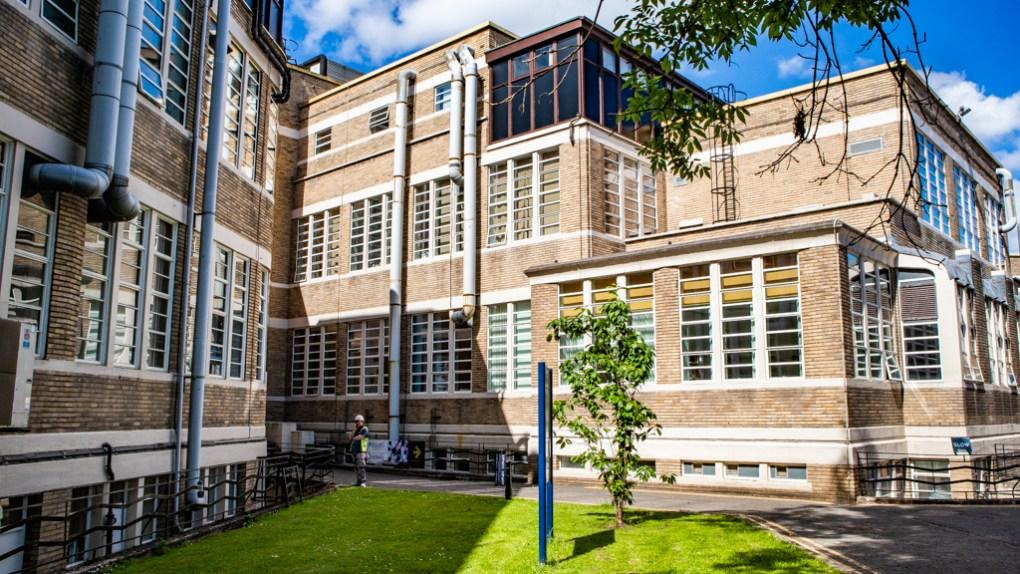 Joseph Black Building in Glasgow, Scotland