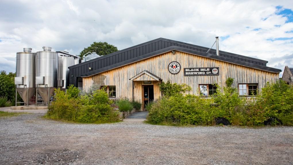 Black Isle Brewery on the Black Isle in Scotland