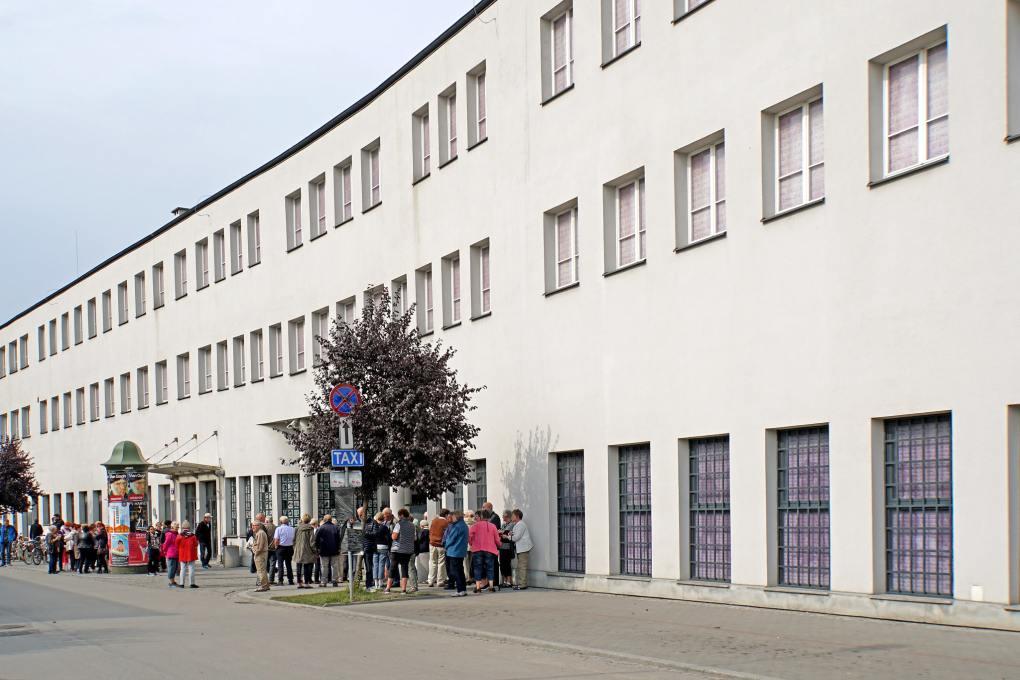 Schindler's Factory in Kraków, Poland