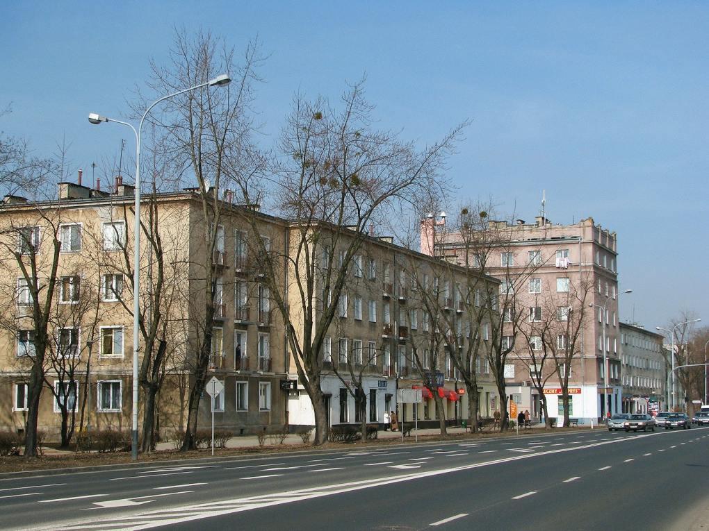 Stalowa in Warsaw, Poland