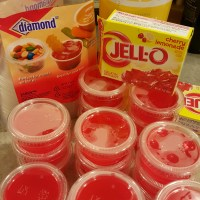 The Best Jello Shots Ever...