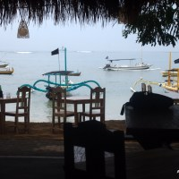 Lilla Pantai. Top New Restaurant by the Sea, Sanur