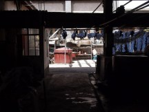 Indigo Factory, Lake Erhai, Dali, Yunnan, China.