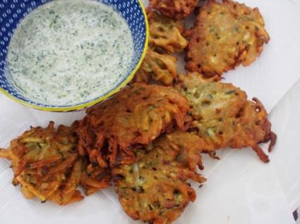 zucchini Bhaji