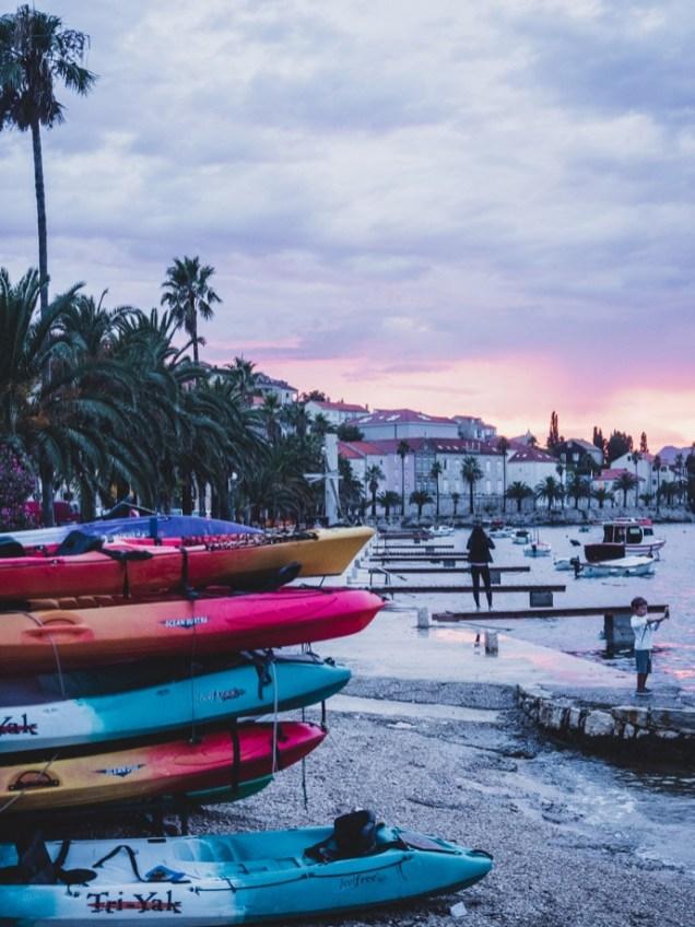 Korcula Kayaks