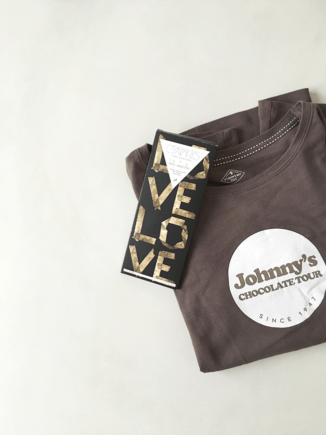 johnnys chocolate tour