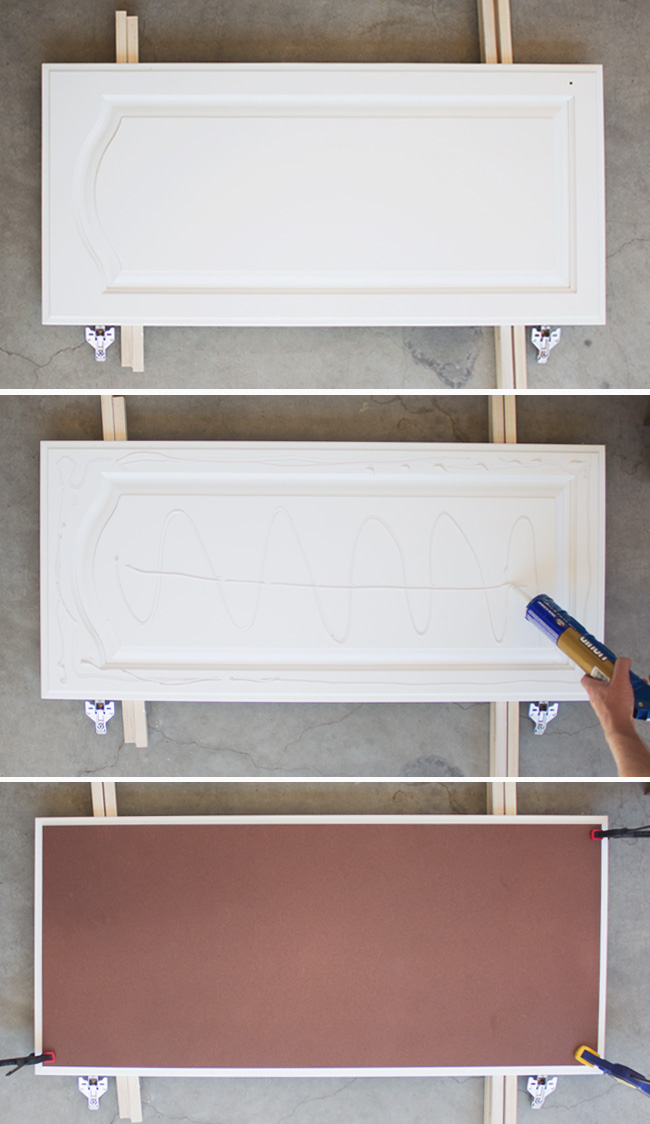 how to modernize your cabinet doors
