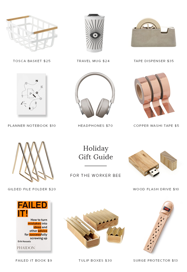 holiday-gift-guide-for-the-worker-bee-almost-makes-perfect
