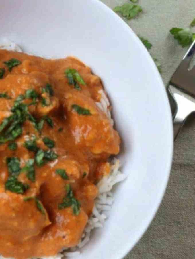 Homemade Chicken Tikka Masala Recipe