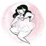 Alex Doty - Pink Pinup