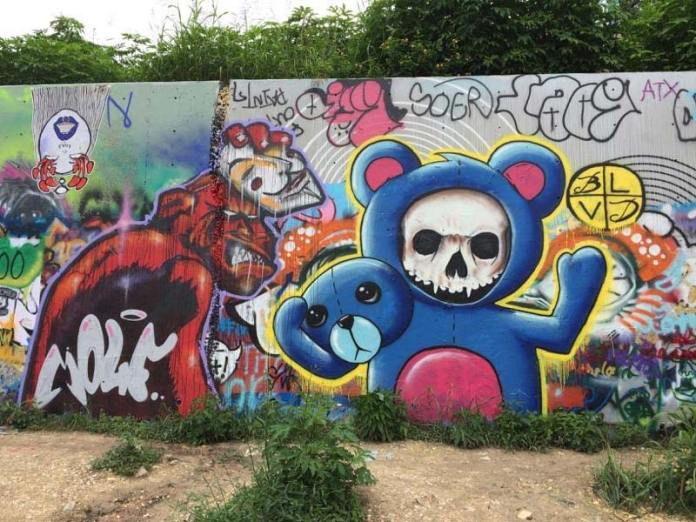 BLVD, Street Artist, Painter, and Muralist