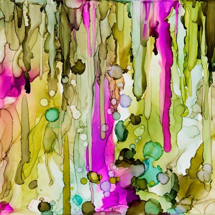 Apart Together by Julie Peleaz, Fine Artist