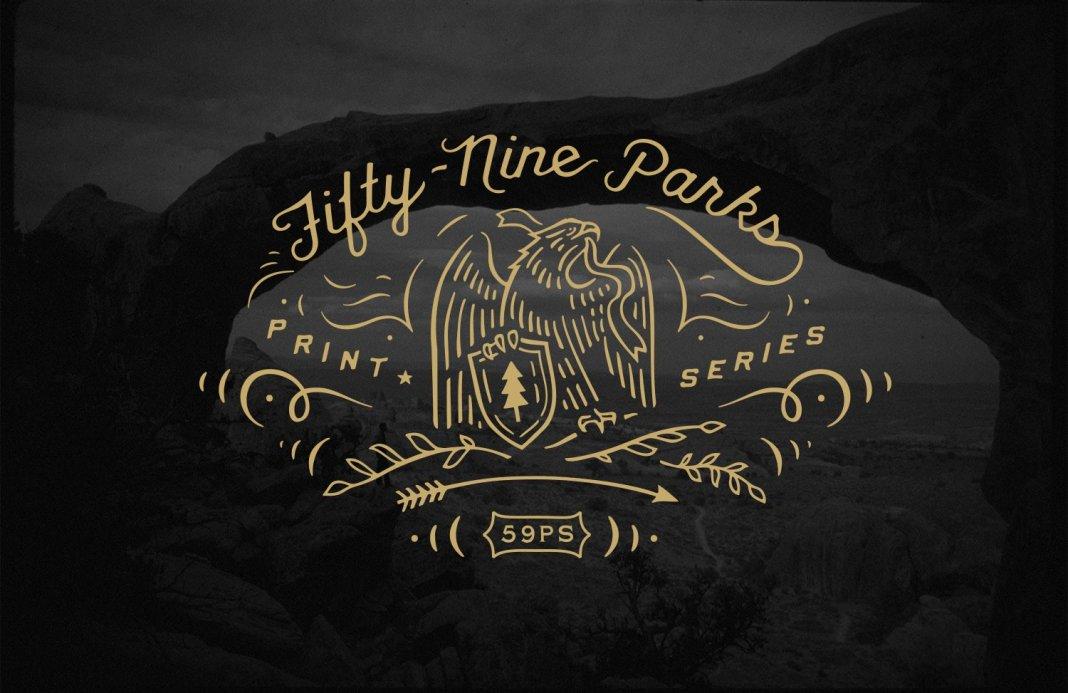 Fifty-Nine Parks