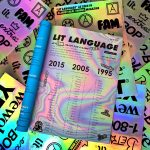 Lit Language Sticker Pack Issue 14 Game