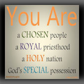 Chosen Race A Royal Priesthood A Holy Nation.