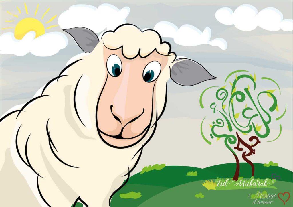 صور خروف عيد الاضحى 2020 رمزيات اجمل الصور خروف العيد خلفيات
