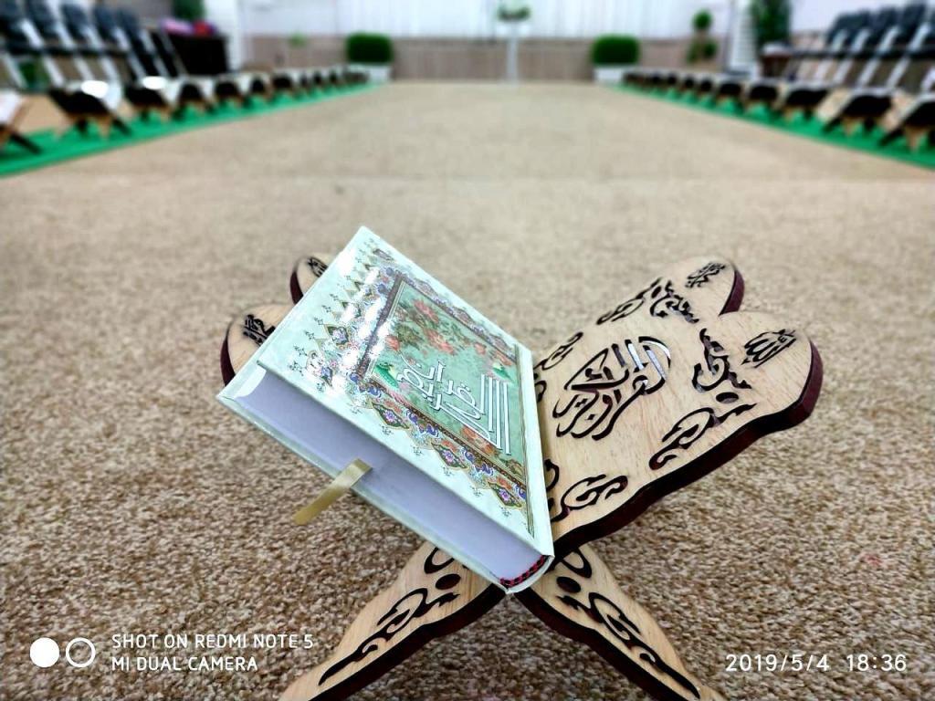 فقرات ثقافية متنوعة ضمن برنامج الامسيات الرمضانية لمجمع المبلغات الرساليات في العراق