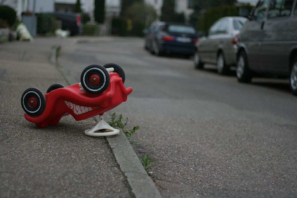 Reclamación en caso de accidente de tráfico