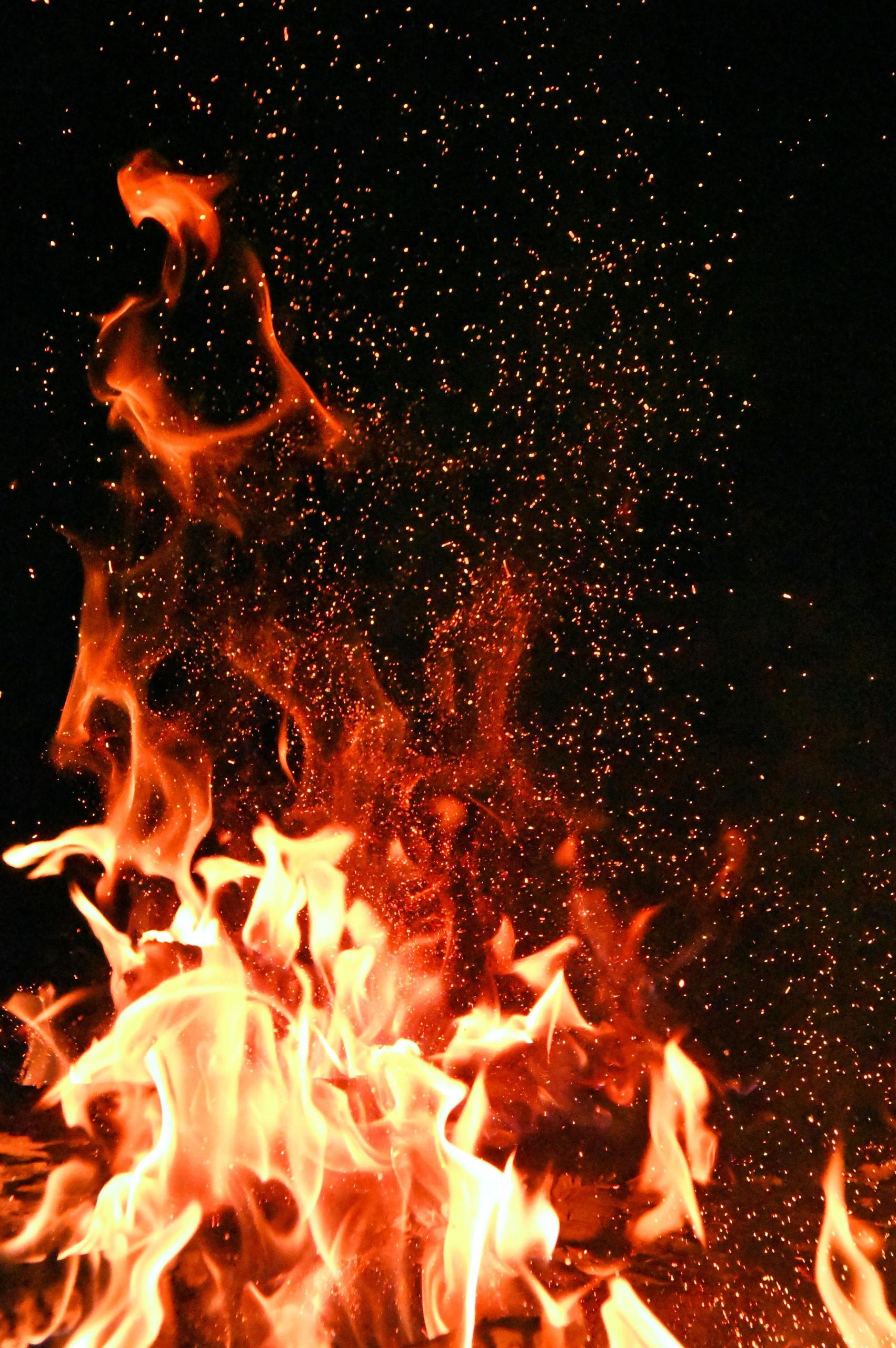 El control del fuego