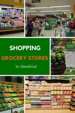 Supermarkets and Grocery Stores in Almuñécar & La Herradura